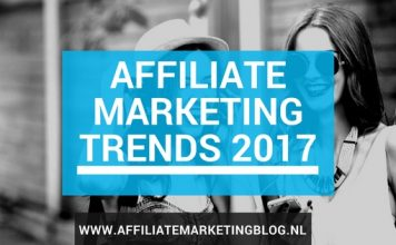 Affiliate Marketing Trends 2017